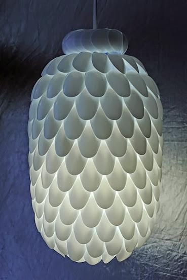 Luminária Colher