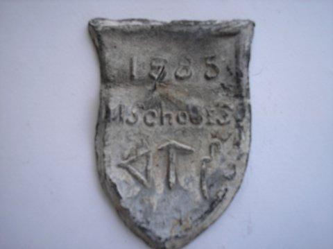 Naam: I. SchoofsPlaats: AlkmaarJaartal: 1885