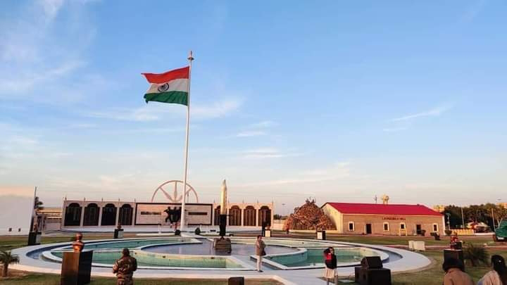 Jaisalmer war museum in Hindi