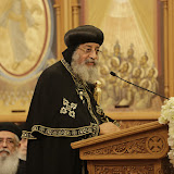 His Holiness Pope Tawadros II visit to St. Mark LA - _09A9213.JPG