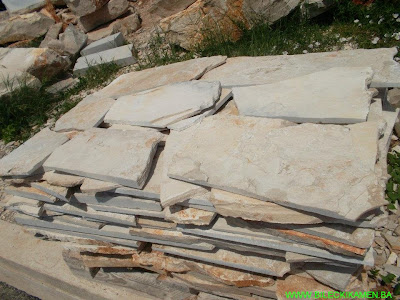 Bilećki kamen - mozaik