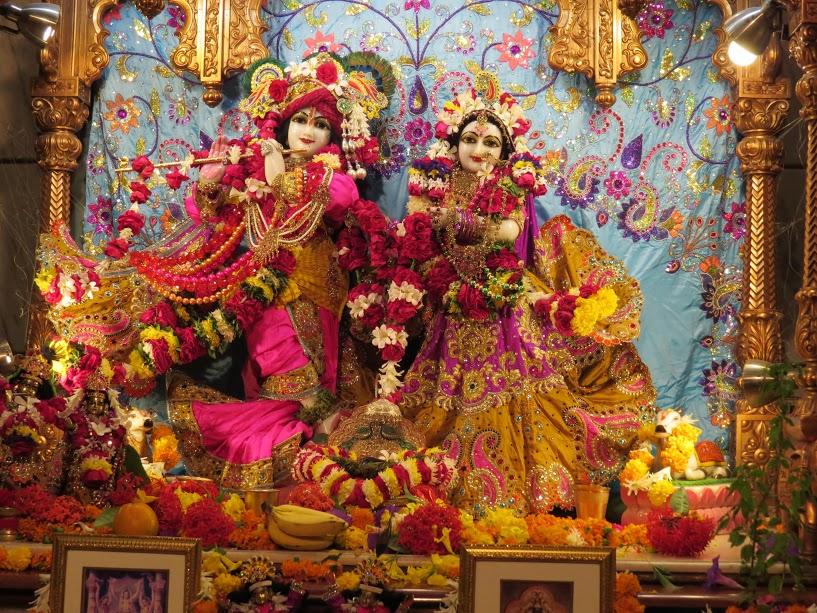 ISKCON Vallabh vidhyanagar Deity Darshan 04 jan 2017 (14)