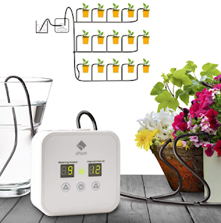 Indoor watering system, automatic watering system for plants