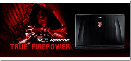 Harga Spesifikasi MSI GE72 2QD Apache Pro