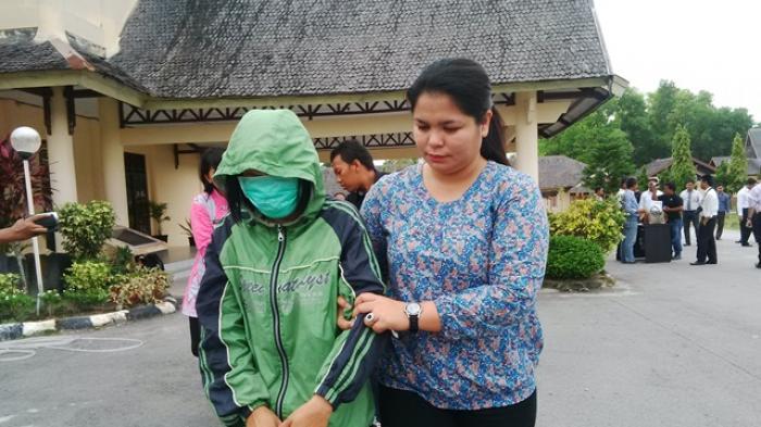 Salah Satu Mucikari Pegawai Dinkes Kapuas