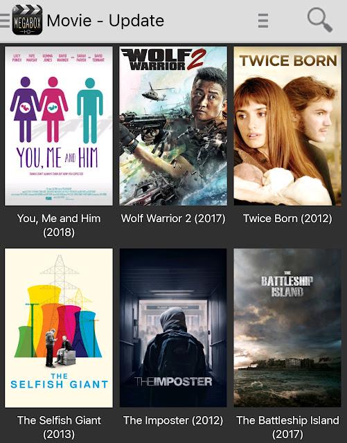 Megabox HD movies