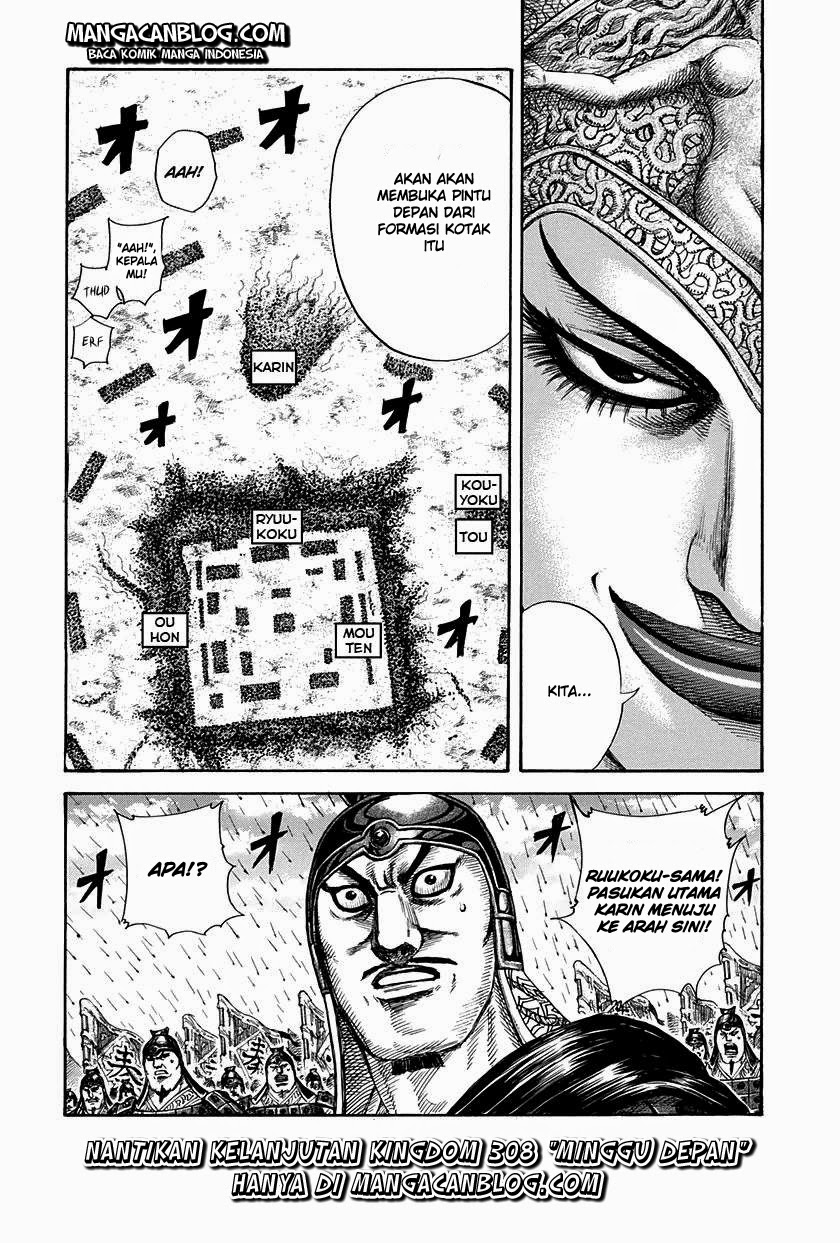 Baca Manga Kingdom Chapter 307 Komik Station