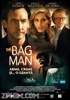 Chiếc Túi Nguy Hiểm - The Bag Man (2014) Poster