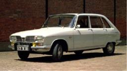 renault 1968 R16