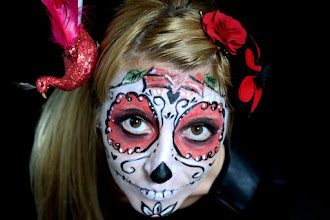 Photo: calavera mexicana