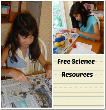 free science resources