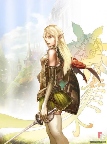 Elf Cosmetic Beauty, Elven Girls 2