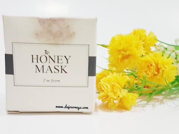 [Review] Im From Honey Mask