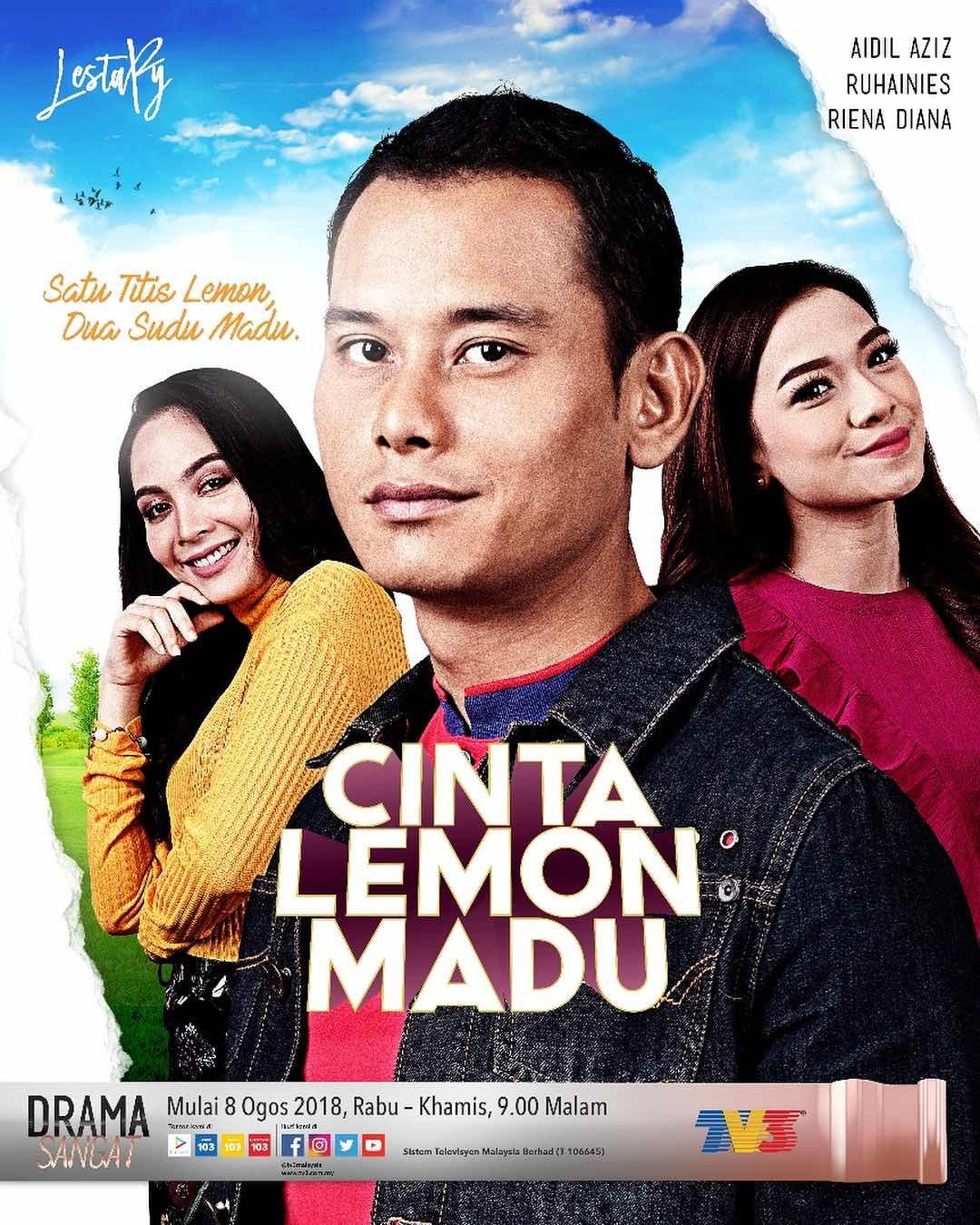 %255BUNSET%255D - Drama Cinta Lemon Madu ganti Andainya Takdir 2, slot Lestary TV3