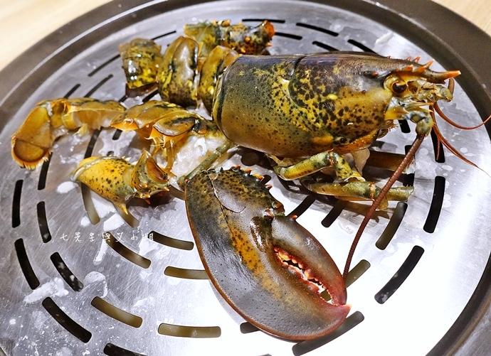 68 蒸龍宴 活體水產 蒸食 台北美食 新竹美食 台中美食