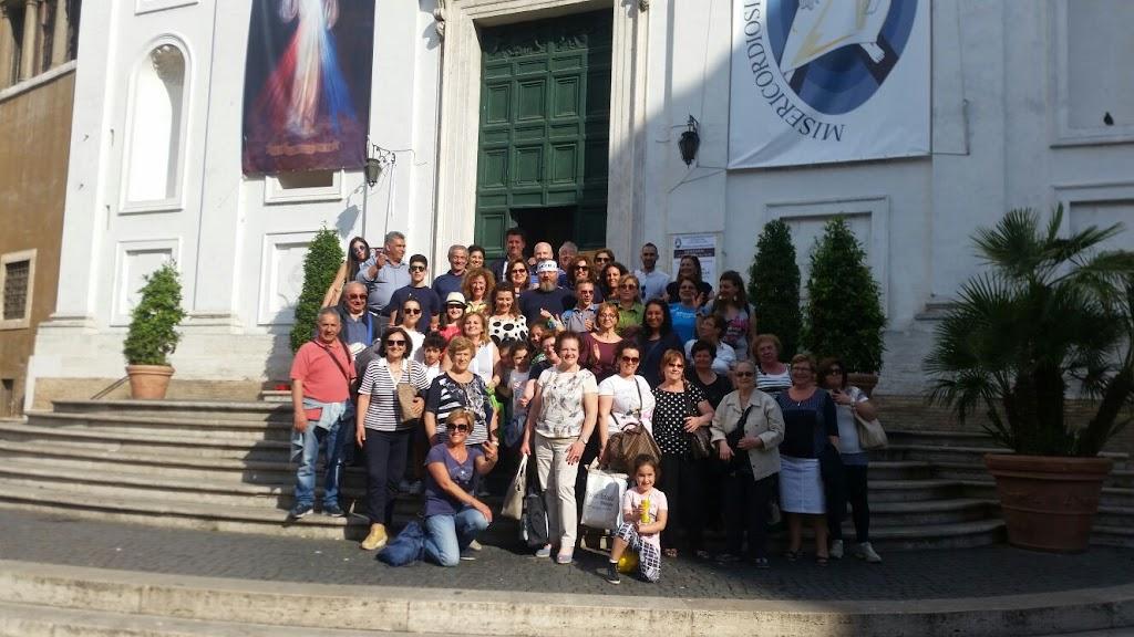 Pielgrzymi z Castellammare w Rzymie, 8 czerwca 2016 - IMG-20160608-WA0054.jpg