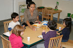 LePort Montessori Preschool Toddler Program Irvine Lake - snack time
