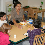 LePort Montessori Preschool Toddler Program Irvine Lake - snack time