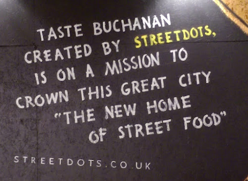 Taste Buchanan, StreetDots, Buchanan Galleries, Food court, street food, Perfect Parties, Nomad Pizza, Chompsky, Surfdogs, Buffalo Farm, Designer Cakes by Paige, Equi's Ice Cream