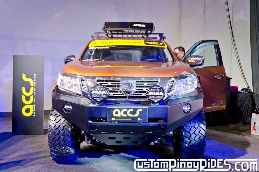 Nissan NP300 Navara Modified Custom Pinoy Rides pic2