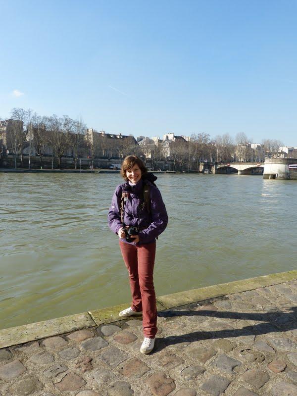 LES PHOTOS: lever de soleil sur la Seine P1080973