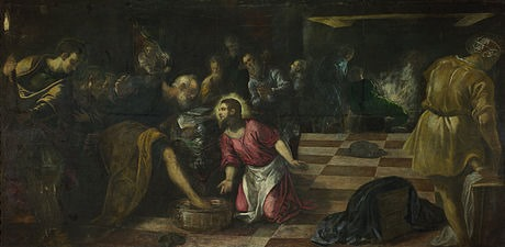 [460px-Jacopo_Tintoretto_-_Christ_washing_the_Feet_of_the_Disciples_-_Google_Art_Project%5B2%5D]