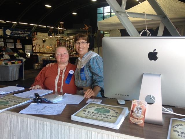 Lisa & Leah of Baker Seed Company