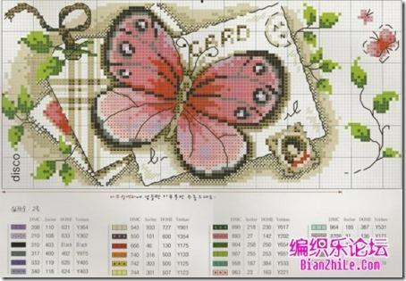 mariposas punto cruz (7)