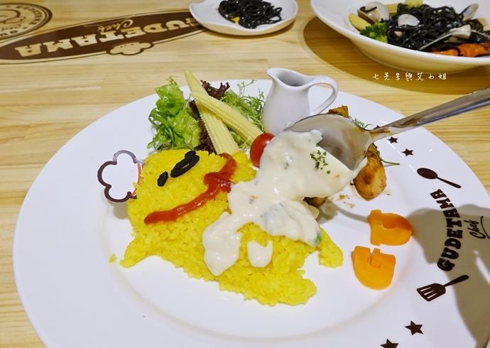 32 Gudetama Chef 蛋黃哥五星主廚餐廳 台北東區美食