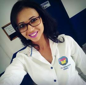 Funcionária da TV Tapajoara filiada ao SBT foi assassinada em Itaituba, PA.