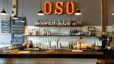Lunch at Oso Market
