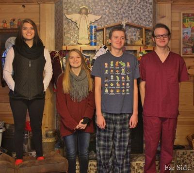 Maddie is taller
