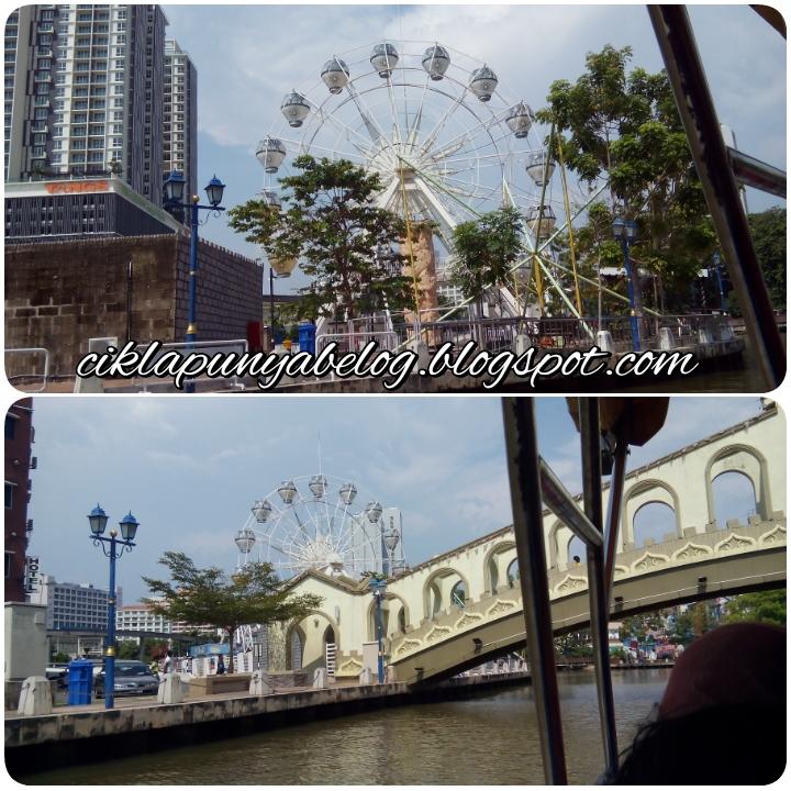 Jalan-jalan Melaka. (Part 2).