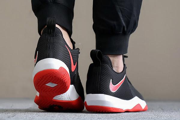 Nike LeBron Ambassador 10 Breds Released AH7580003