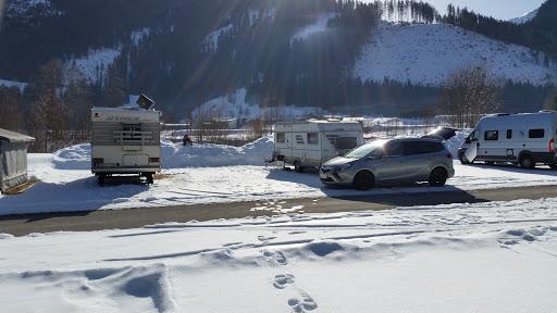 CAMPING RUDI, Luxnach 122, 6651 Häselgehr, Österreich, Campingplatz, state Tirol