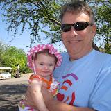 Elizabeth - Zoo with Lieber Grandparents