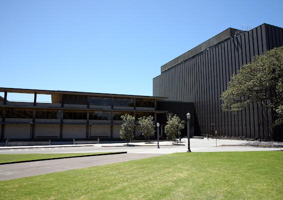 Fisher Library, Eastern Avenue, Camperdown NSW 2050, Australia
