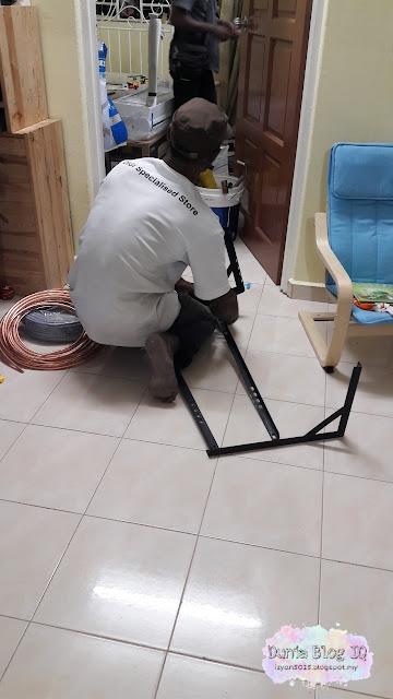 Pengalaman Pasang Air Cond Di Rumah