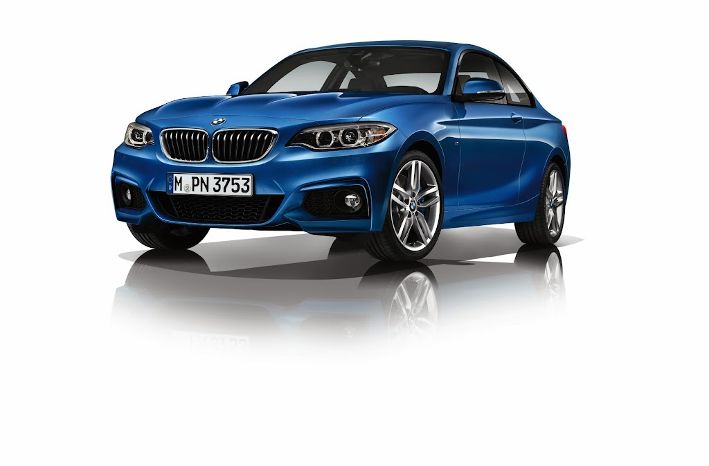 2015 BMW 2 Series 3910
