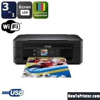 Reset Epson XP-302 Waste Ink Pads Counter overflow problem