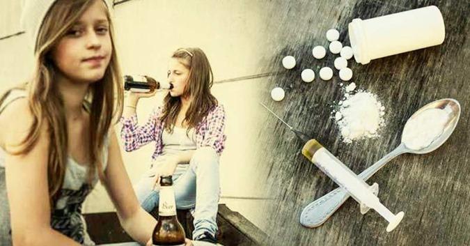 Estudo demonstra que o álcool é a verdadeira droga da entrada