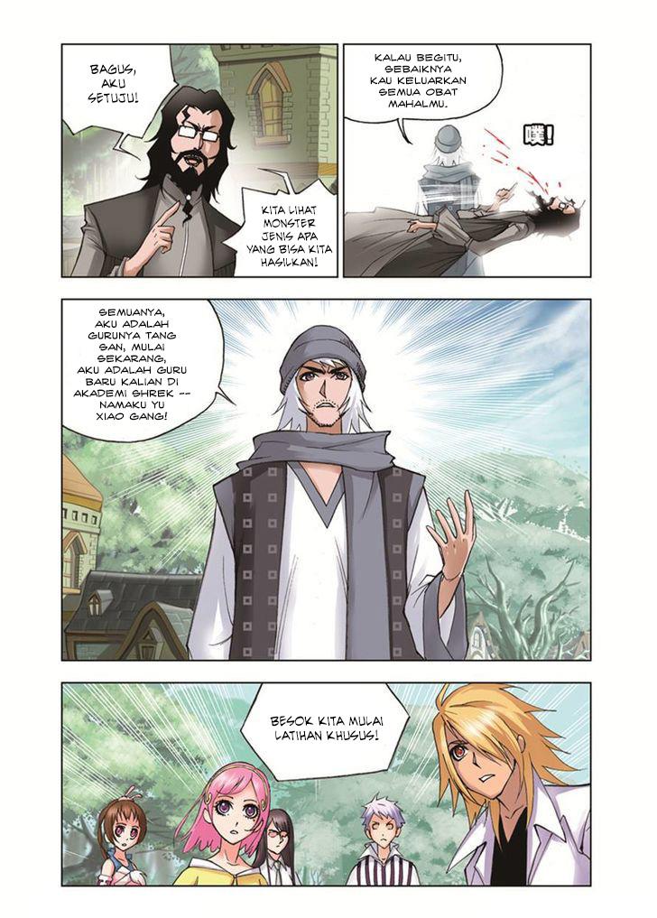 Baca Manga Soul Land Chapter 35 Komik Station