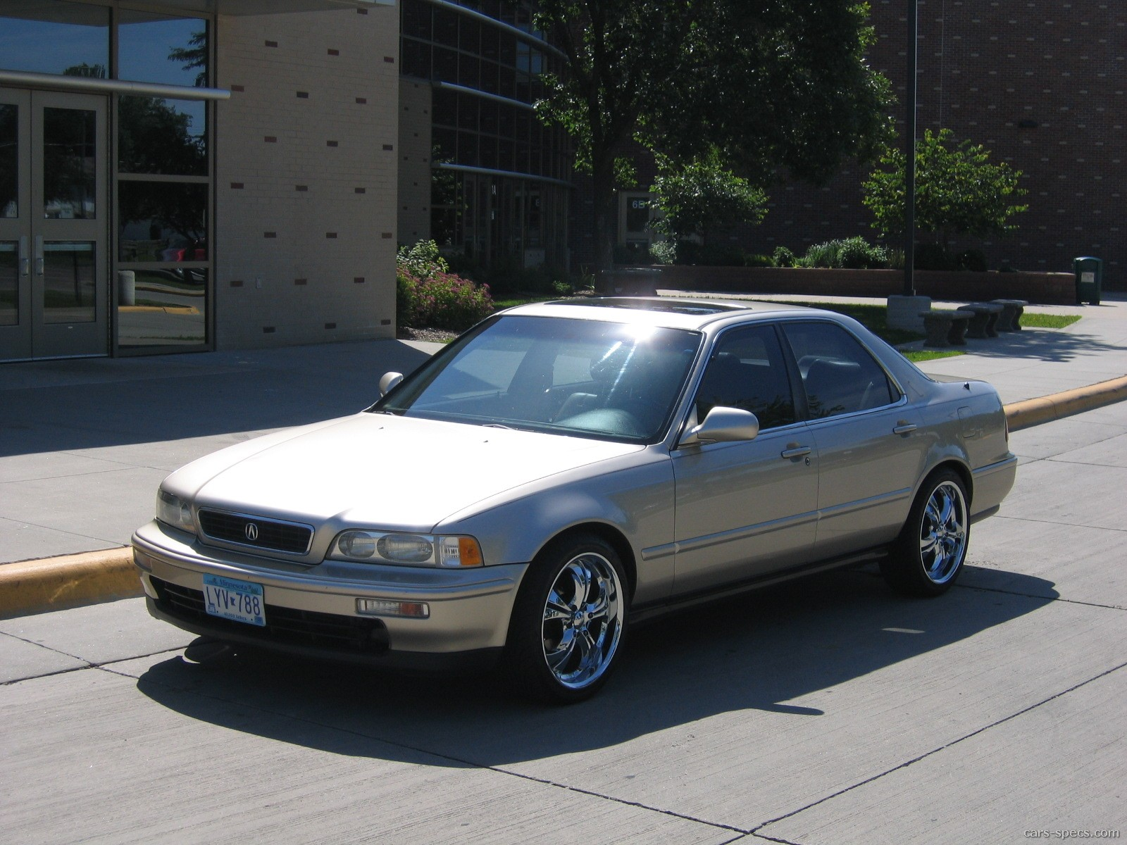 1991 Acura Legend Sedan Specifications, Pictures, Prices
