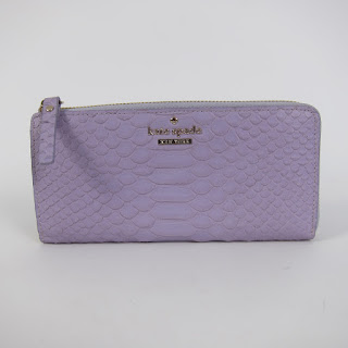 *SALE* Kate Spade Embossed Wallet