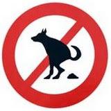 Знаки и таблички запрещающие выгул собак