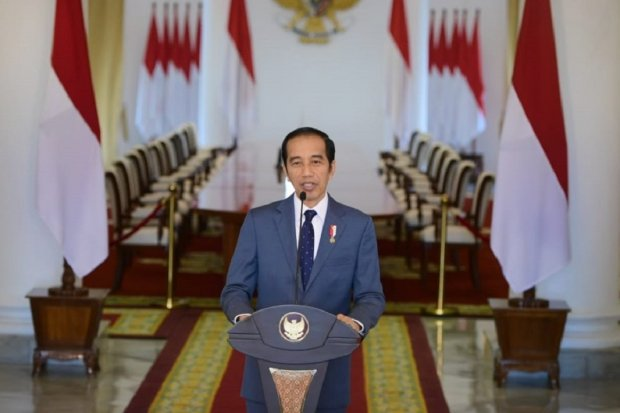 Pernyataan Jokowi Bikin Adem, Pelaku Pasar Bergembira ...