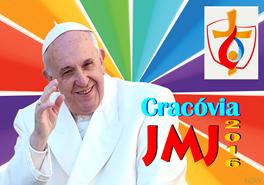 Cracovia - JMJ 2016 - Logo GOVV