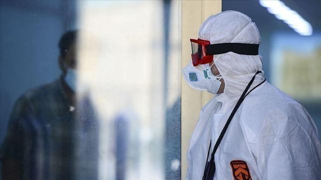 """وزير الصحة """"السلالة الجديدة لفيروس كورونا دخلت العراق""""."""