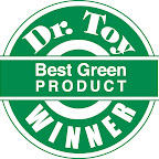 Dr. Toy Best Green Product for blue manatee boxes!