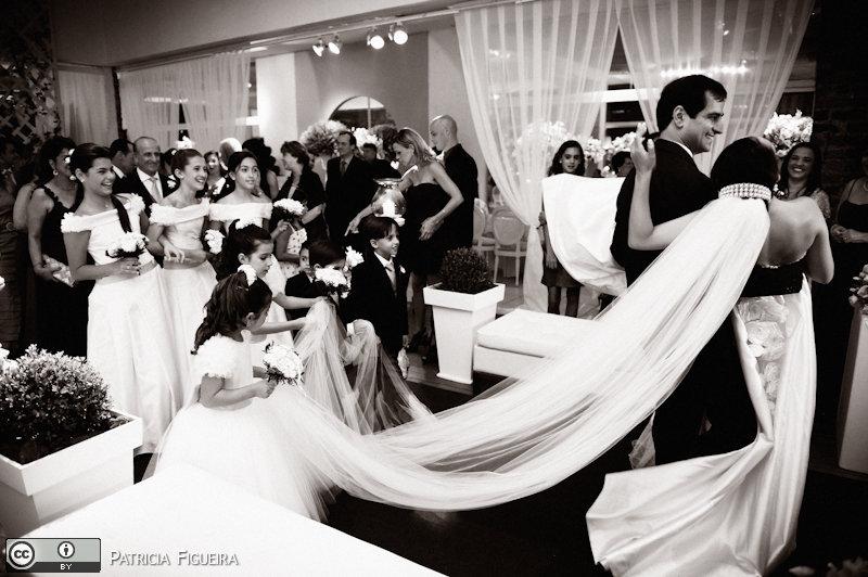 Foto de casamento 1357pb de Nathalia e Fernando. Marcações: 04/12/2010, Casamento Nathalia e Fernando, Niteroi.